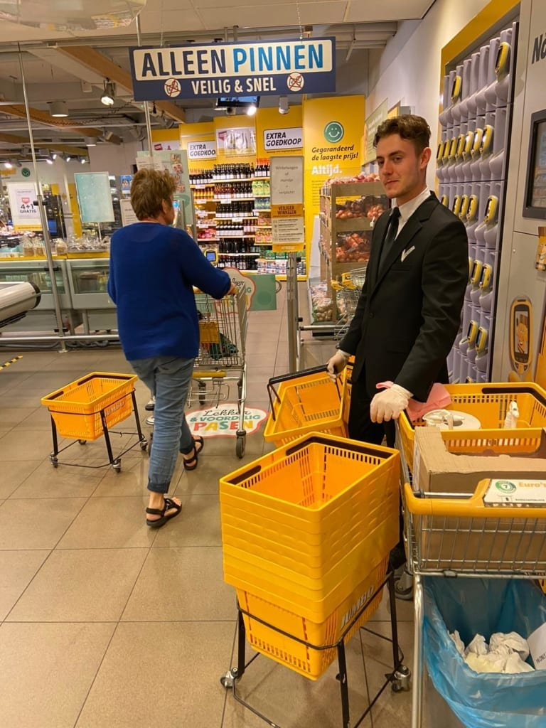 BMS supermarkt