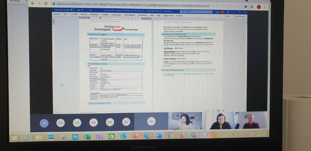 MOAB MatchingsOverleg voor Arbeidsbeperkten